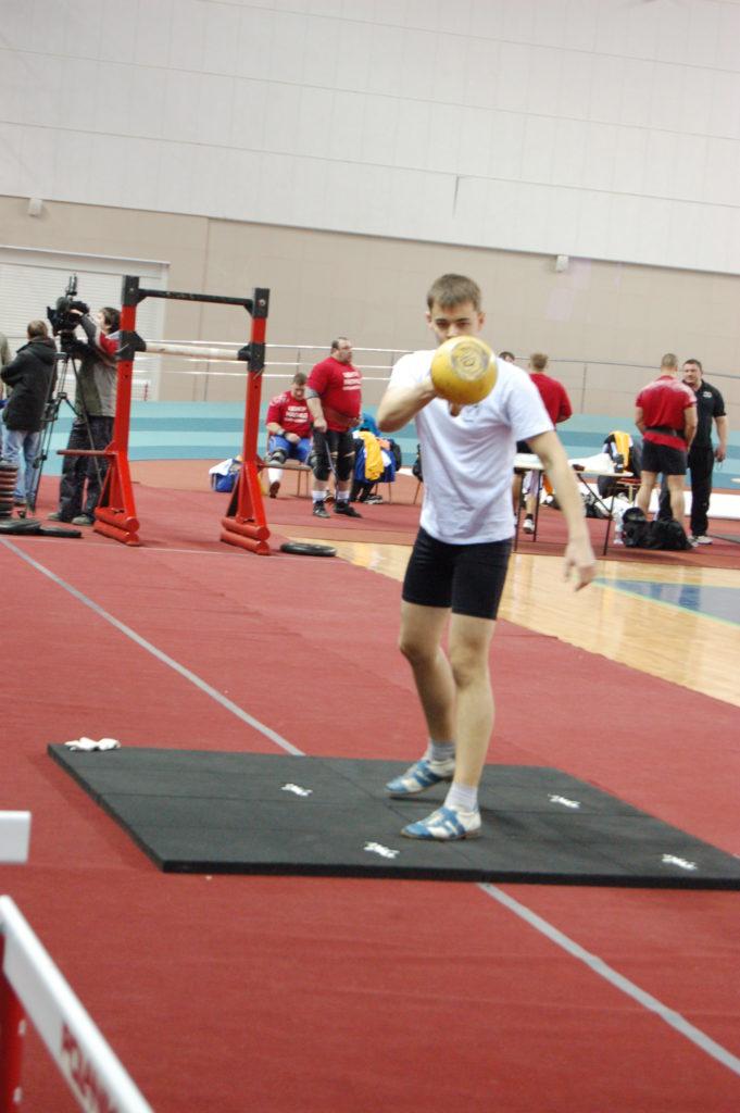 Setfor для гиревого спорта травмобезопасность
